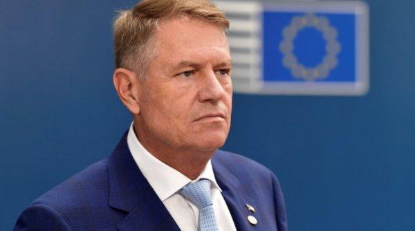 Iohannis: Infectările nu vor creşte după alegerile parlamentare