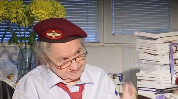 Prima femeie-paraşutist din România de după cel de-al Doilea Război Mondial, evacuată din casă la 83 de ani
