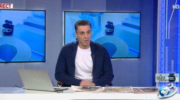"""Mircea Badea, după declarația lui Nicușor Dan: """"Mi se pare mega amuzant! Mă uitam și râdeam! """""""