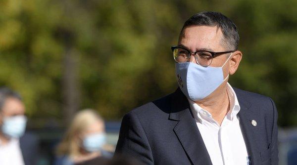 """Victor Ponta acuză Guvernul Orban: """"Pentru că nu testează acum, după 6 Decembrie o să spună că sunt multe cazuri și ne închid cel puțin o luna!"""""""