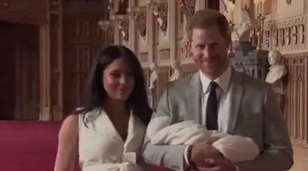 Scandal uriaș în familia regală britanică. Meghan Markle și Prințul Harry au rupt tăcerea