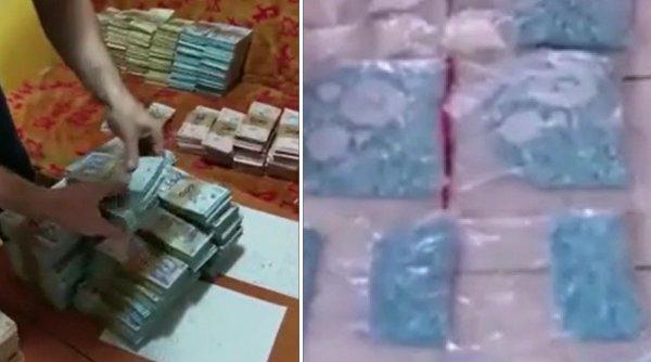 Percheziţii de amploare la o grupare acuzată că vindea droguri şi etnobotanice pe litoral. Șase traficanţi au fost reţinuţi