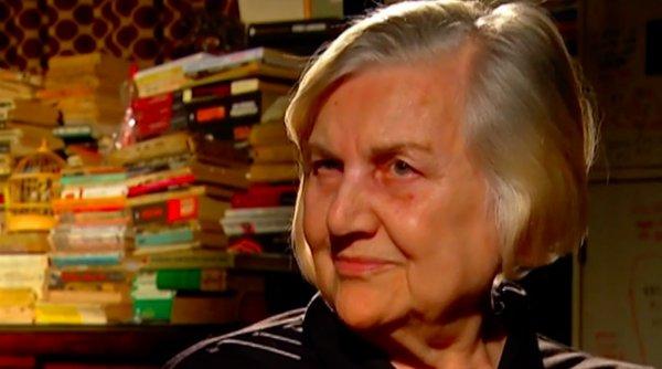 """Interviu de colecție cu scriitoarea Ileana Vulpescu: """"Într-un cuplu, e firesc că unul să plece înaintea celuilalt. Dar nu este firesc să-ți îngropi copiii"""""""