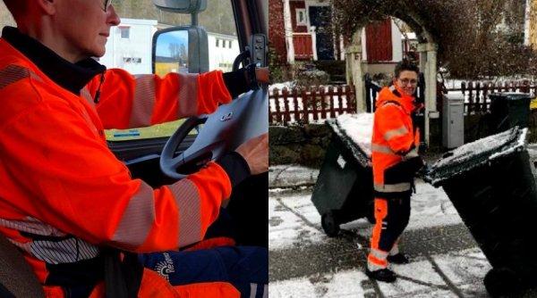 O fostă primăriță într-un oraș important este acum șofer pe mașina de gunoi