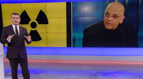 """Raed Arafat, despre alerta radioactivă de lângă Ploieşti: """"Era radioactivitate mărită în jurul cutiei de cobalt"""""""