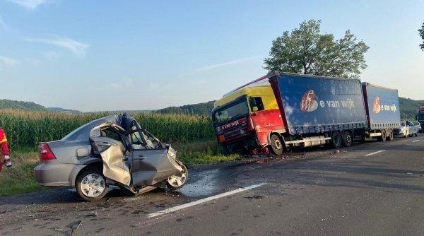 sofer tir tanara strivita masina accident ilieni mures 718815