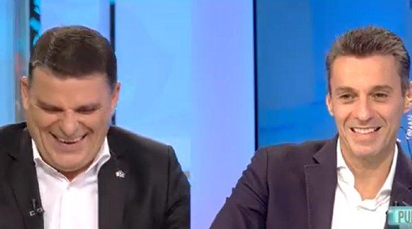 "Mircea Badea, 17 ani la Antena 3. Moment epocal la ""În gura presei"":"