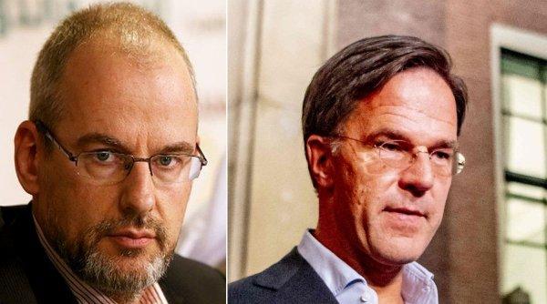 Un politician convertit la Islam, arestat pentru că ar fi complotat să-l ucidă pe premierul olandez Mark Rutte