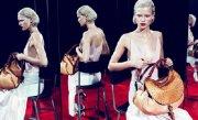 Reclamă a unei case de modă, criticată din cauza fotomodelului prea slab