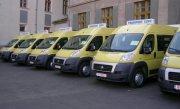 Programul Guvernului de dotare a localitatilor rurale cu microbuze scolare continua