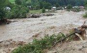 COD GALBEN de inundatii pe r�uri din 16 judete