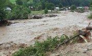 Hidrologii au emis Cod Galben de inundatii �n Satu Mare