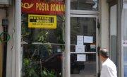 Tentativa de jaf cu bomba artizanala la un oficiu postal din Pitesti