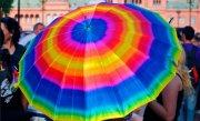 Nemultumit de umbrelele colorate din centrul vechi al orasului Botosani, un preot a depus pl�ngere la Primarie