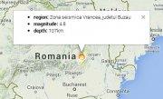 Cutremur cu magnititudinea de 4,8 pe scara Richter. Seismul s-a simtit �n toata Rom�nia