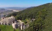 Rom�nia la �naltime: Imagini spectaculoase cu Cetatea Neamt