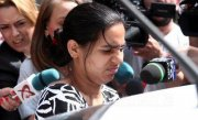 Izaura Anghel, fiica lui Sandu Anghel, acuzata �ntr-un dosar de coruptie