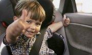 Noi modificări ale legislaţiei rutiere. Amenzi mari pentru şoferii care nu transportă copiii cu centură de siguranţă sau �n scaune speciale
