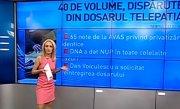 """Luju.ro: 40 de volume din """"Dosarul Telepatia"""" au fost ascunse de procurorii DNA. Documentele aratau ca privatizarile ADS erau legale"""