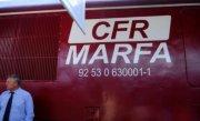 CFR Marfa a disponibilizat aproape 2.300 din cei 2.500 de salariati propusi spre concediere