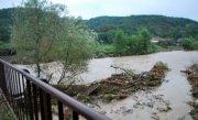 Cod galben de inundatii, joi si vineri, pe r�uri din Botosani, Iasi, Vaslui, Bacau si Galati