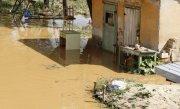 Zeci de localitati din Teleorman, afectate de inundatiile provocate de revarsarea apelor