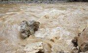 COD ROŞU de inundatii pe Jiu, p�na la ora 24.00