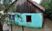 D�mbovita: 70 de gospodarii din 12 localitati, inundate �n urma ploilor torentiale