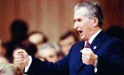 NIMENI n-a mai vazut fotografia aceasta. Ultima POZĂ cu Nicolae Ceausescu, �nainte de a muri