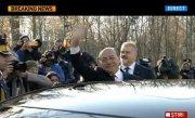 UPDATE. Traian Băsescu a plecat de la Palatul Cotroceni după 10 ani
