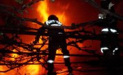 Incendiu puternic la Seminarul Teologic din Suceava