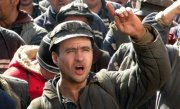 Ortacii intră în greva foamei. Zeci de mineri, blocaţi în subteran de mai multe zile