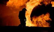 Dramă cumplită în judeţul Botoşani. Două fetiţe au ars de vii, într-un incendiu ce le-a mistuit casa