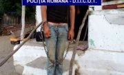 Crimă groaznică după drama sclavilor de la Berevoiești. Unul dintre bărbații ținuți în lanțuri și-a ucis tatăl