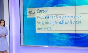 """Pe cuvânt, cu Ana Iorga. Cum folosim corect conjuncția compusă """"ca să"""""""