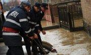 Cod portocaliu de inundaţii pentru judeţele Constanţa,Tulcea, Arad, Hunedoara şi Timiş
