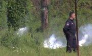 Jandarmeria Română: Materialele folosite la protestul din 10 august sunt neletale - VIDEO