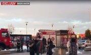 Alertă de incendiu la mallul din Băneasa. Sute de oameni au fost evacuați