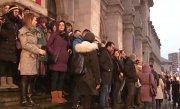 Magistrații, proteste împotriva OUG pe legile justiției. Câteva Parchete își suspendă activitatea temporar