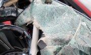 Accident tragic în județul Sibiu: Un adolescent a murit, patru persoane au fost rănite