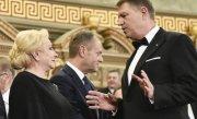 Șoc! Iohannis pare că s-a îndrăgostit de Viorica Dăncilă