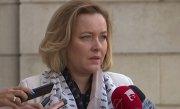 """Carmen Dan, replică la adresa lui Mihai Tudose: """"Bădăran, oportunist, securist, nu neapărat în ordinea asta"""""""