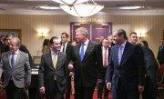 Iohannis trimite Parlamentului pentru reexaminare legea privind repatrierea aurului
