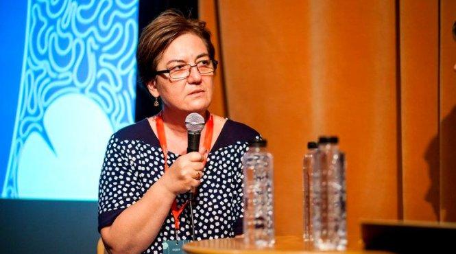 Candidata USR la europarlamentare al cărei fiu a publicat fotografii cu fosta sa iubită dezbrăcată şi-a dat demisia din partid