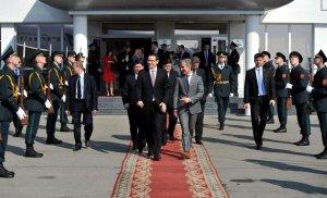 Gazoductul Iaşi-Ungheni, inaugurat în Republica Moldova de premierii Victor Ponta şi Iurie Leancă