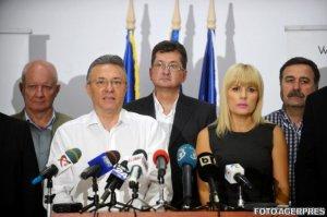 Diaconescu: Nu mi-a cerut preşedintele Băsescu să renunţ la candidatura la Preşedinţie