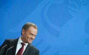 Premierul Poloniei, Donald Tusk, desemnat preşedinte al Consiliului European. Federica Mogherini, şefă a diplomaţiei UE