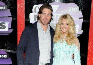 Fericită! Carrie Underwood aşteaptă primul copil