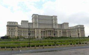 HG: O parte din Palatul Parlamentului trece în administrarea Ministerului Justiţiei