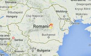 Un cutremur a avut loc în zona Vrancea